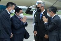 PM Vietnam Tiba di Indonesia, Akan Bertemu Presiden Jokowi Sore Ini