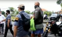 Tegas! Bule Pelanggar Prokes di Bali Didenda Rp1 Juta, Melawan Langsung Dideportasi