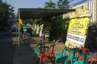 Jokowi Kirim Karangan Bunga, Begini Suasana Rumah Duka Sastrawan Radhar Panca