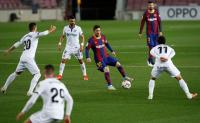 Diwarnai 2 Gol Bunuh Diri, Barcelona Ungguli Getafe di Babak Pertama