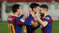Kalahkan Getafe, Koeman Bicara Peluang Juara Barcelona Musim Ini