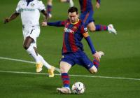 Dua Gol ke Gawang Getafe, Lionel Messi Berpeluang Sabet Trofi El Pichichi Kedelapan