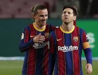 Bisa Cetak Hattrick di Laga Barcelona vs Getafe, Lionel Messi Malah Hadiahi Griezmann Penalti