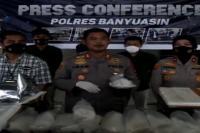 Polisi Gagalkan Penyelundupan Benih Lobster Senilai Rp8,9 Miliar