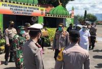 Jelang Larangan Mudik, Pos Penyekatan di Bali Ditambah