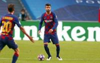 Posisi di Bawah Atletico dan Real Madrid, Gerard Pique Optimis Barcelona Angkat Trofi Liga Spanyol