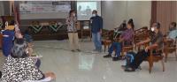 Peserta dari Sejumlah Daerah Ikuti 'Golek Garwo, Ora Isa Mudik'