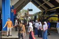 5.682 Pemudik Sudah Tinggalkan Bali Lewat Terminal Mengwi