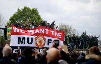 Redamkan Amarah Fans Man United, Keluarga Glazer Berniat Datangkan Harry Kane
