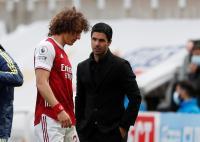 Ada Niatan Pergi dari Arsenal, David Luiz Dikaitkan dengan Klub Italia