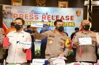 Polisi Bongkar Penjualan Rapid Test Antigen Ilegal di Jateng, 450 Boks Disita