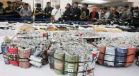 Polisi Gerebek Home Industri Petasan