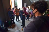 Tiba di Surabaya, Ribuan PMI Jalani Karantina di Asrama Haji