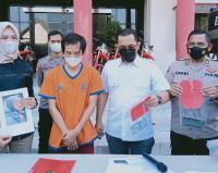 Jual Gadis Rp10 Juta di Medsos, Muncikari Ditangkap Polrestabes Surabaya