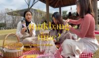 Mahasiswi Korea Xaviera Putri Berbagi Keseruan Piknik di Tengah Kesibukan Kuliah