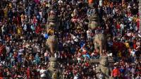 Kasus Covid-19 Terus Meroket, Nepal Digadang-gadang Jadi India Kedua