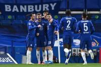 Werner Bawa Chelsea Unggul 1-0 atas Madrid di Babak Pertama