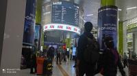 Total 17.563 Penumpang Tinggalkan Jakarta Melalui Stasiun Gambir