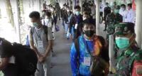 Pulang ke Indonesia, 433 Pekerja Migran Positif Covid-19 di Batam