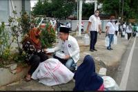 Dapat Bantuan, Pemulung di Jambi: Alhamdulillah, Terima Kasih Perindo