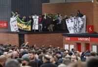 Soal Kericuhan di Old Trafford, Solskjaer Kecewa dengan Tindakan Anarkis