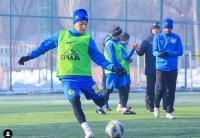 Coret Farshad Noor, Persib Bandung Dapat Kode dari Gelandang Timnas Kyrgyzstan Farkhat Musabekov