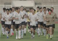 Timnas Indonesa Tingkatkan Intensitas Latihan