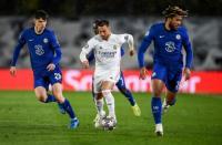 Eden Hazard Minta Maaf Usai Tertawa saat Real Madrid Disingkirkan Chelsea