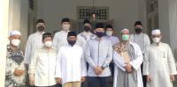 AHY <i>Sowan</i> ke Habib Ali di Islamic Center Indonesia Kwitang