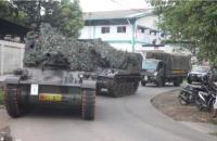 Penyebar Hoaks Tank TNI Diterjunkan Sekat Pemudik Diringkus, Ini Tampangnya