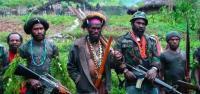 Kembali Berulah, KKB Berondong Tembakan Polsek di Ilaga Papua