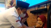 Santuni Anak Yatim, Perindo Didoakan Jadi Partai Pemenang