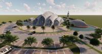 Keren Abis! Ini Penampakan Desain Masjid Akbar Banyumas Karya Ridwan Kamil