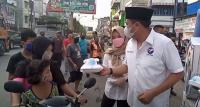 Perindo Langkat Bagikan 6.000 Takjil, 800 Paket Sembako dan Santuni Yatim Piatu
