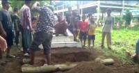 Makam Dibongkar, Jasad Warga Tertukar Diduga karena Salah Kirim