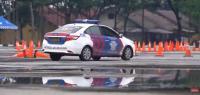 Mengintip Polisi Pengawal Asah <i>Skill</i> Berkendara