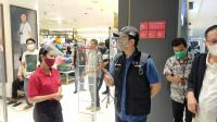 Sidak Tempat Perbelanjaan, Wakil Walkot Bogor Ingin Pastikan Penerapan Prokes