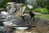 Rumah yang Dibakar KKB di Kampung Kimak Ternyata Pusat Belajar Masyarakat