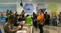 Nekat Palsukan Hasil Tes PCR, Pemudik Ditangkap Polisi