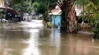 Warga Binjai Keluhkan Banjir Akibat Pendangkalan Sungai Bangkatan