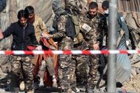 Ledakan Dekat Sekolah di Afghanistan Tewaskan 40 Orang