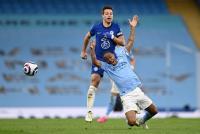 Raheem Sterling Kesal Man City Kalah dari Chelsea di Menit-Menit Akhir
