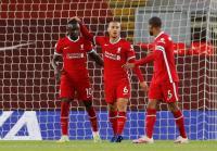 Liverpool Unggul 1-0 atas Southampton di Babak Pertama