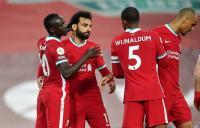 Menang 2-0 atas Southampton, Liverpool Buka Harapan Tembus 4 Besar