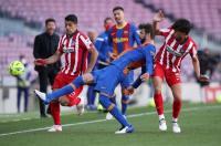Gagal Atasi Atletico Madrid, Pique Percaya Barcelona Masih Punya Peluang Juara