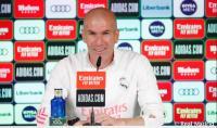 Target Menang, Zidane Pastikan Madrid Berjuang hingga Akhir saat Hadapi Sevilla