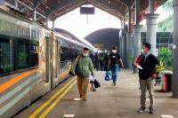 Tak Penuhi Dokumen Perjalanan, Ratusan Penumpang Ditolak Gunakan Kereta Api