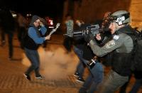 Kekerasan di Yerusalem, Dunia Internasional Imbau Kedua Pihak Menahan Diri