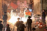 Bentrokan Susulan Pecah Lagi di Yerusalem
