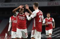 Menang 3-1, Arsenal Bikin West Bromwich Albion Terdegradasi